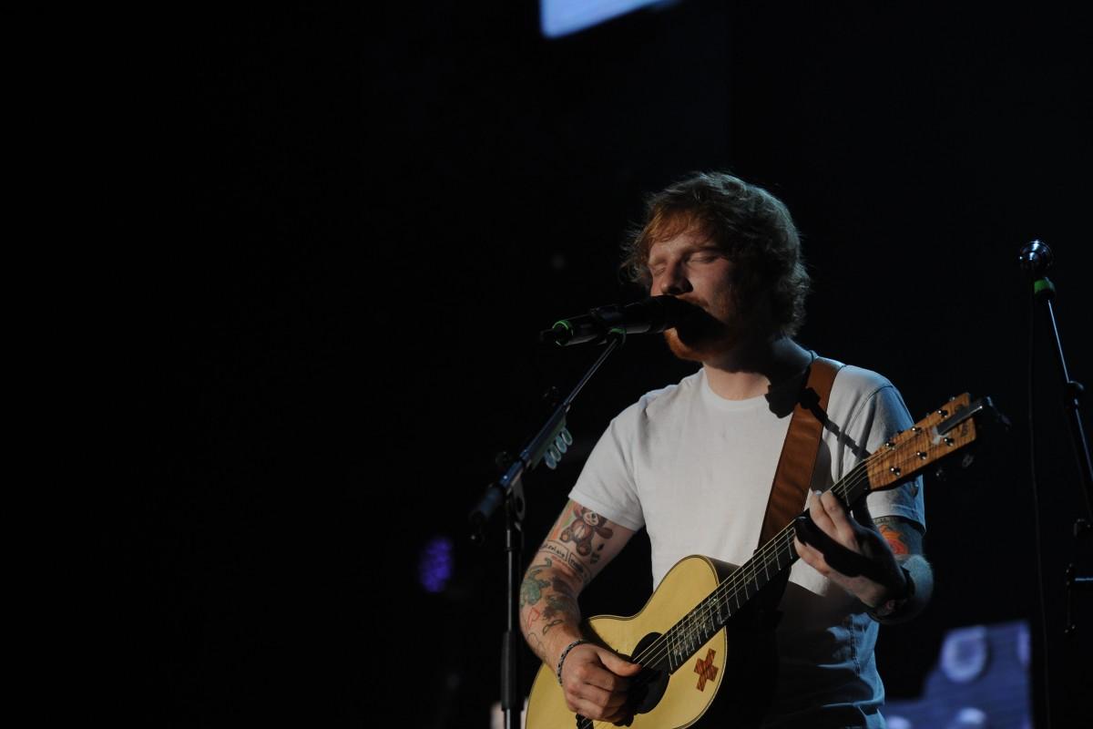 Ed Sheeran Live in Kuala Lumpur 2015 Slide 2