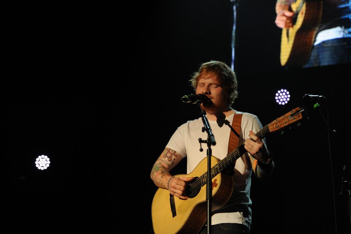 Ed Sheeran Live in Kuala Lumpur 2015 Slide 3
