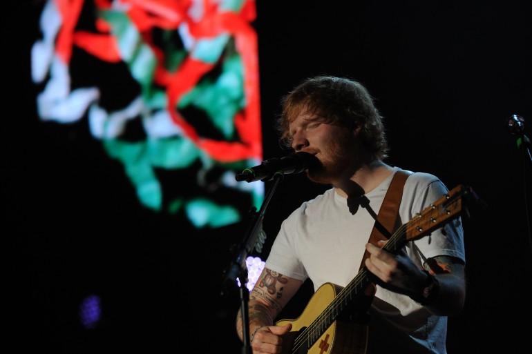Ed Sheeran Live in Kuala Lumpur 2015 Slide 5