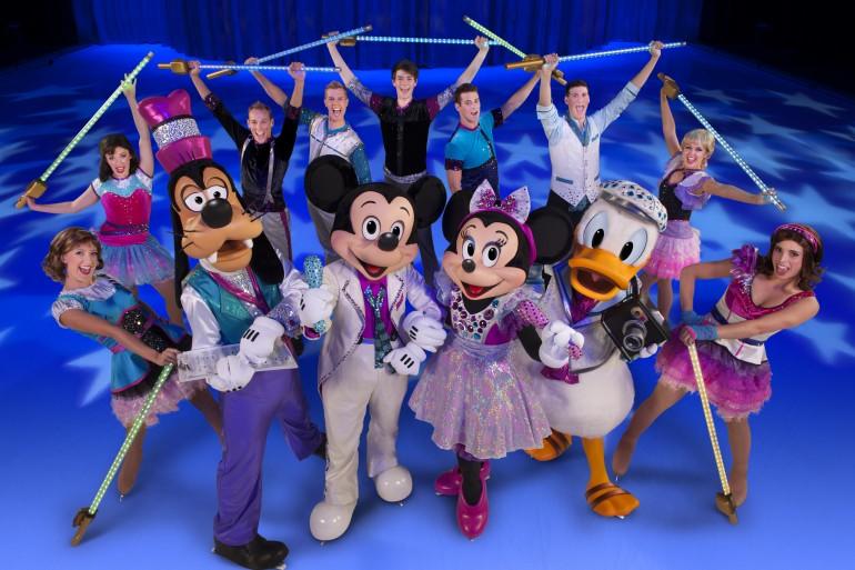 Disney On Ice Presents Magical Ice Festival Slide 9