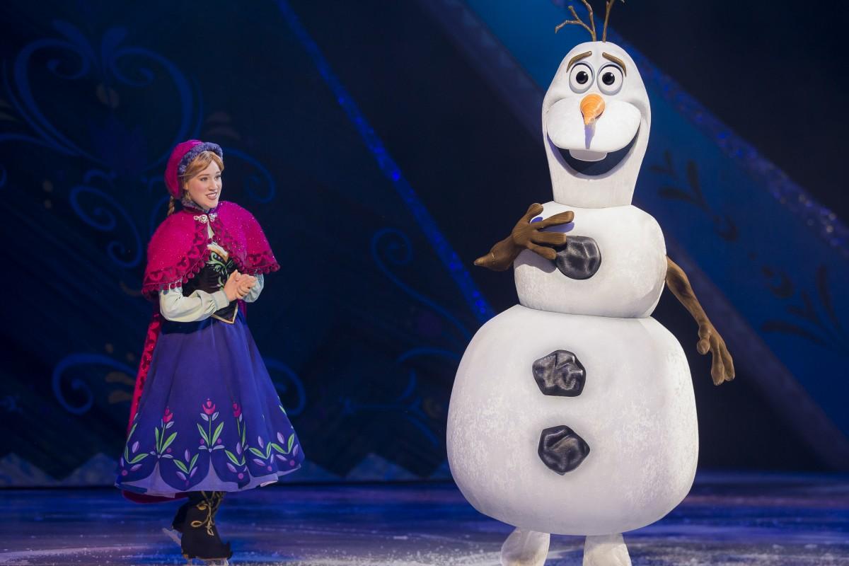 Disney On Ice Presents Magical Ice Festival Slide 7