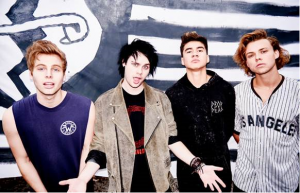 5SOS Press Shot 2016