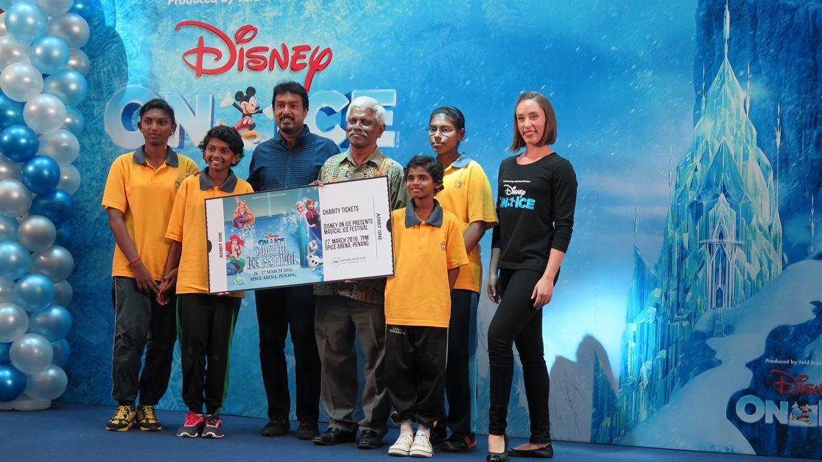 Disney On Ice Presents Magical Ice Festival Slide 5