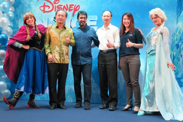 Disney On Ice Presents Magical Ice Festival Slide 4