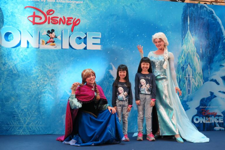Disney On Ice Presents Magical Ice Festival Slide 2