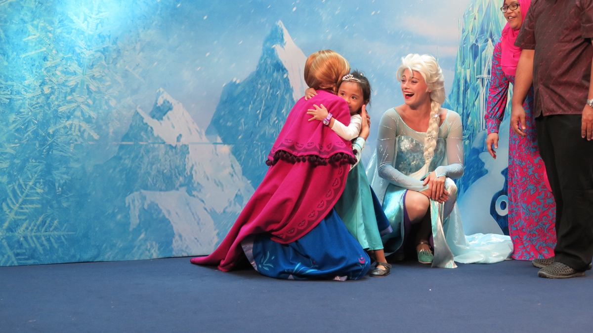 Disney On Ice Presents Magical Ice Festival Slide 1