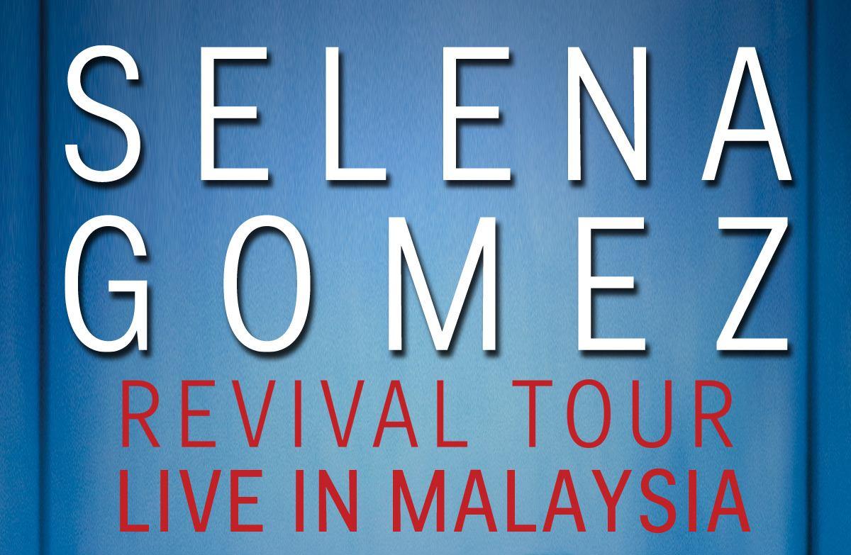 Selena Gomez Live In Malaysia Announcement Pr Worldwide Events