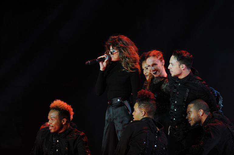 Selena Gomez Live In Malaysia Slide 4