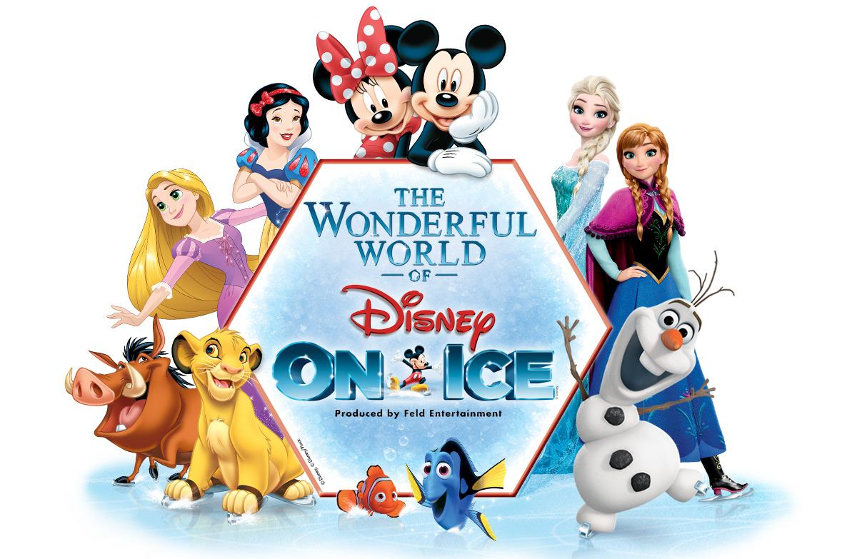 Exclusive Meet & Greet With Stars of Disney On Ice