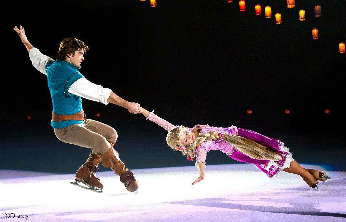 The Wonderful World of Disney On Ice Slide 4