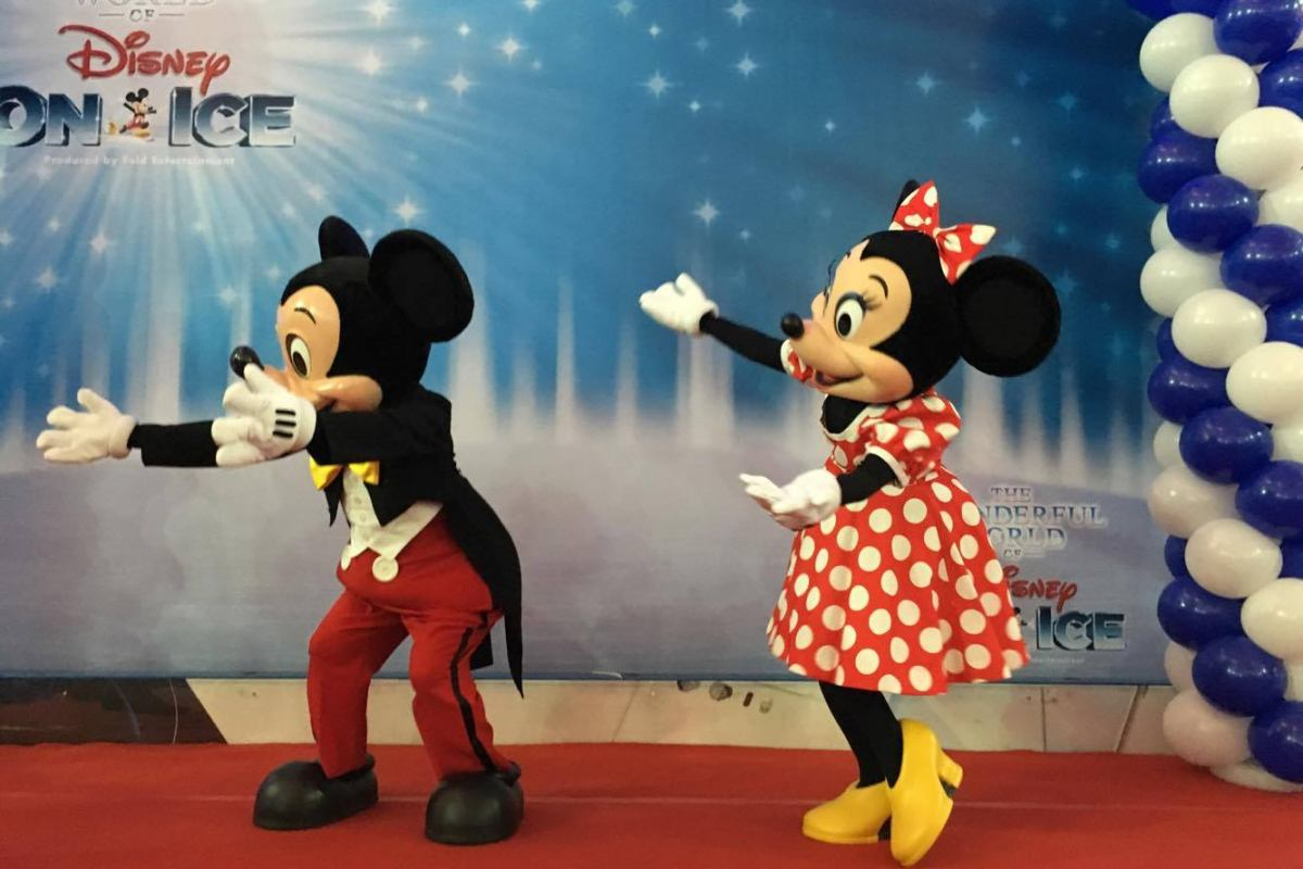 Exclusive Meet & Greet With Stars of Disney On Ice Slide 2