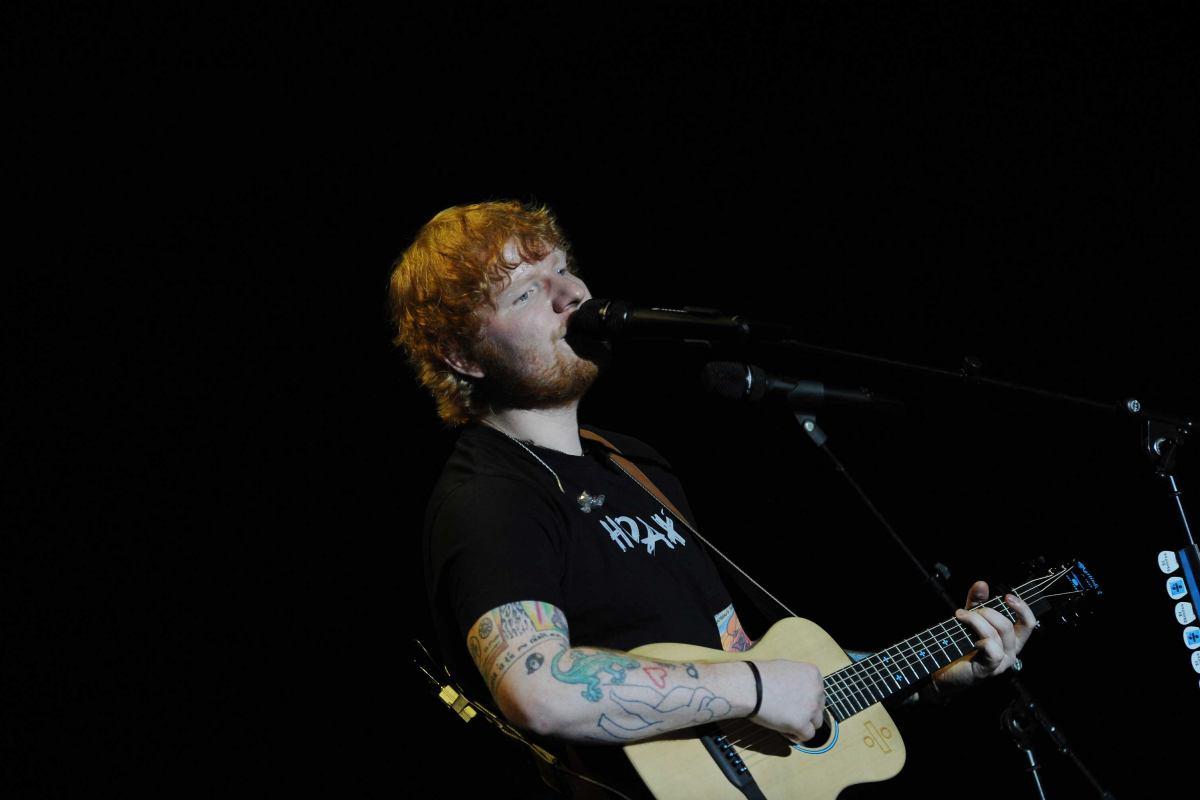Ed Sheeran Live In Kuala Lumpur Slide 2