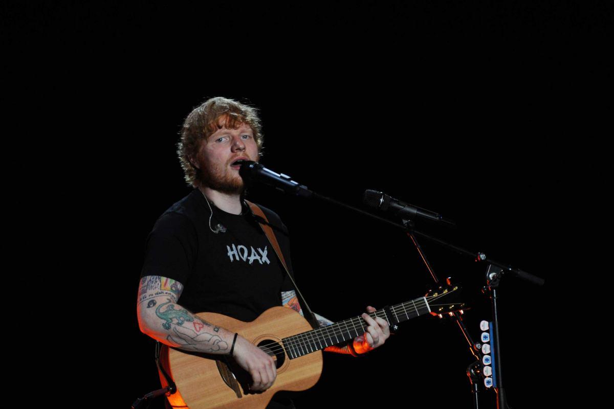 Ed Sheeran Live In Kuala Lumpur Slide 3