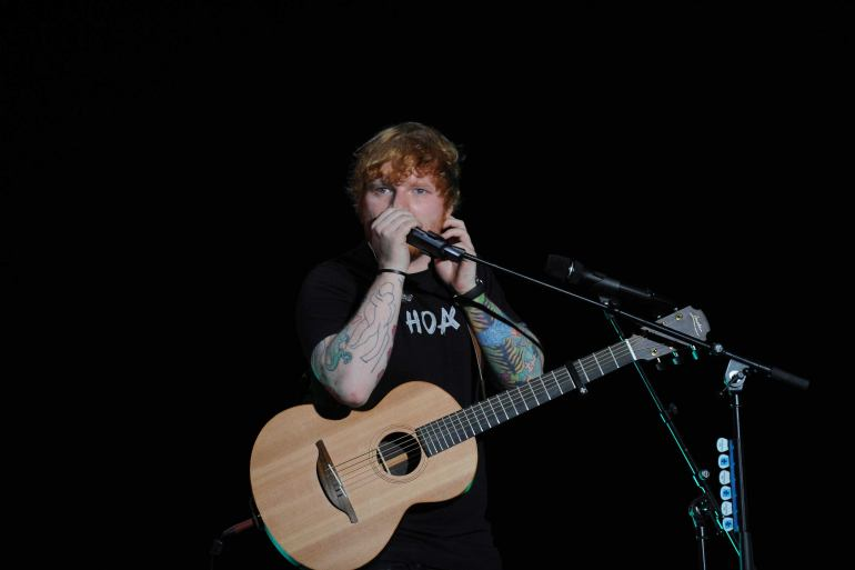 Ed Sheeran Live In Kuala Lumpur Slide 4