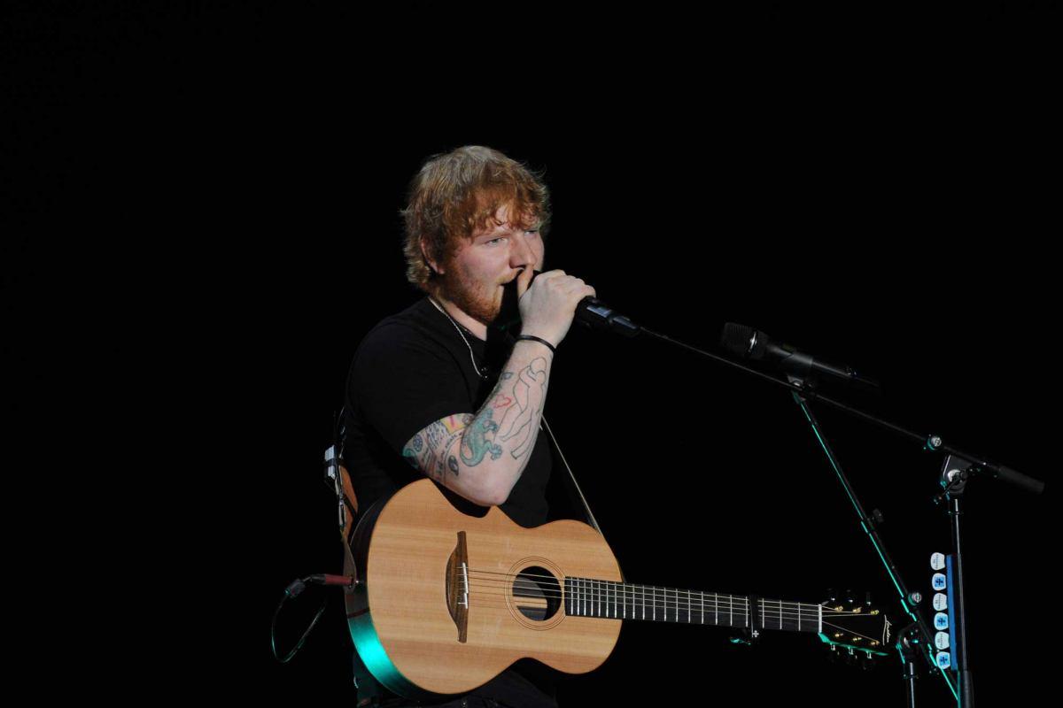 Ed Sheeran Live In Kuala Lumpur Slide 5