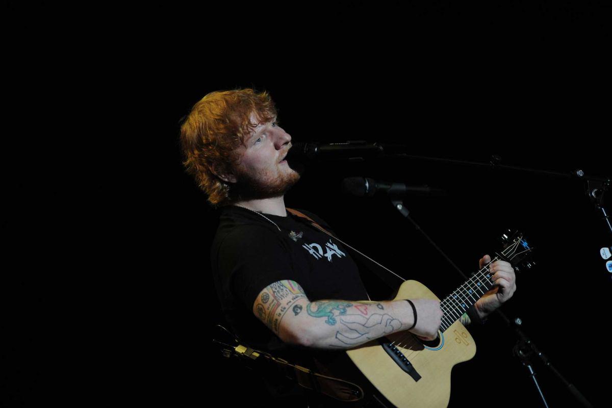 Ed Sheeran Live In Kuala Lumpur Slide 6
