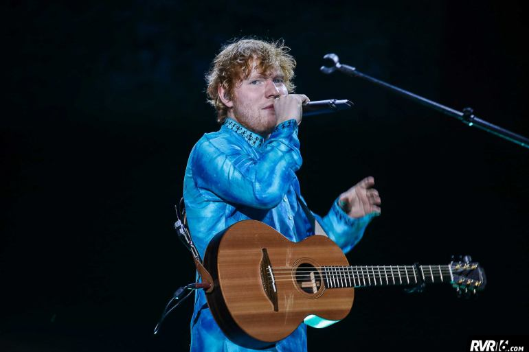Ed Sheeran Live In Mumbai Slide 1