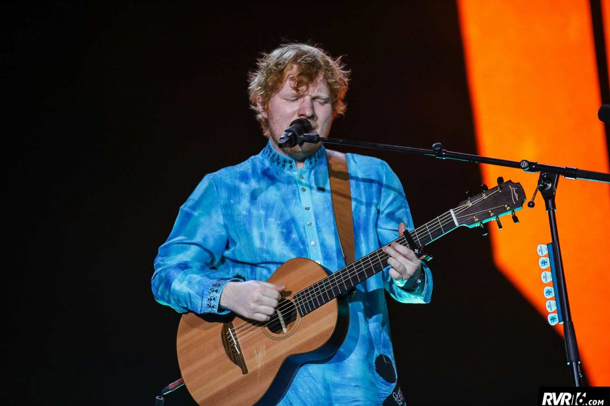 Ed Sheeran Live In Mumbai Slide 2
