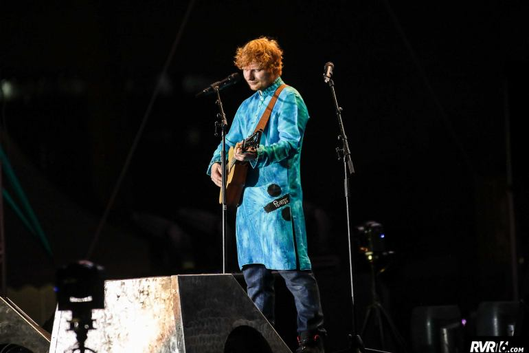 Ed Sheeran Live In Mumbai Slide 3