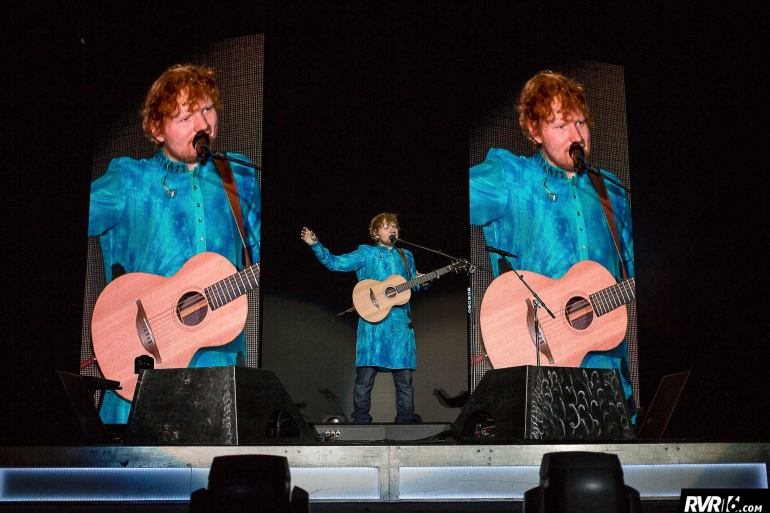Ed Sheeran Live In Mumbai Slide 4