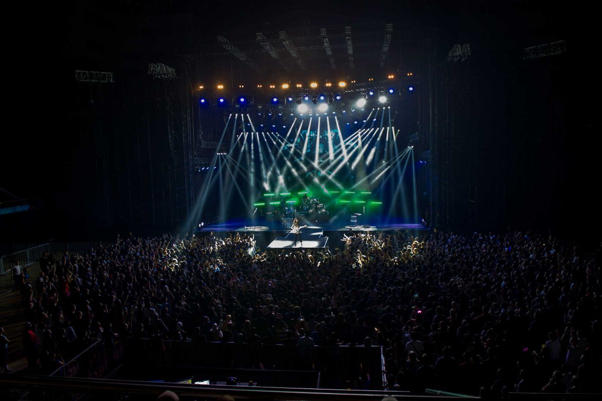 Imagine Dragons Live In Malaysia Slide 4