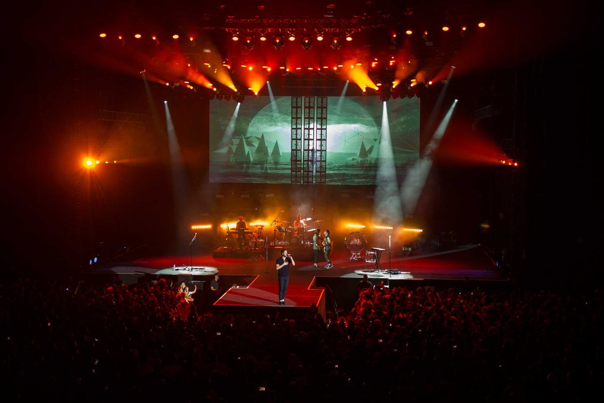 Imagine Dragons Live In Malaysia Slide 3