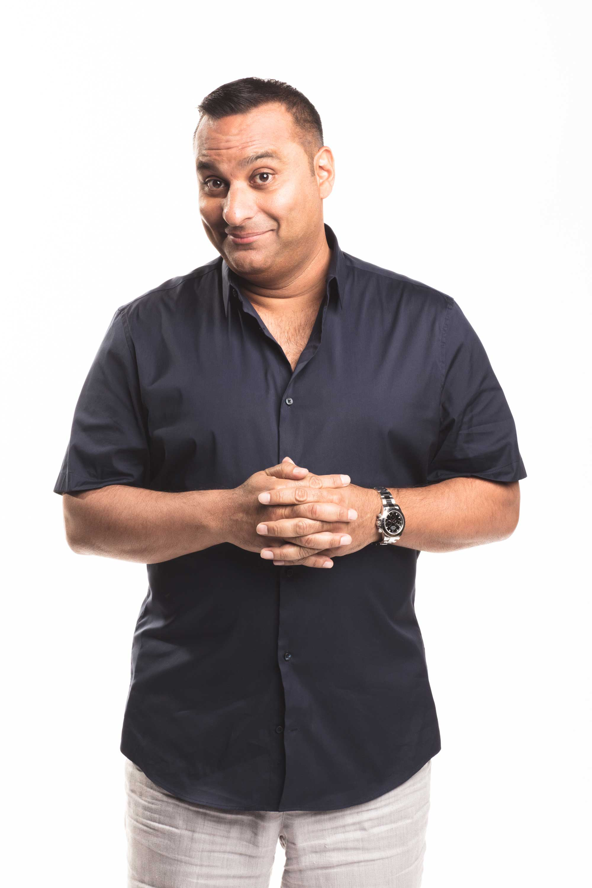 RUSSELL PETERS LIVE IN KUALA LUMPUR Slide 1