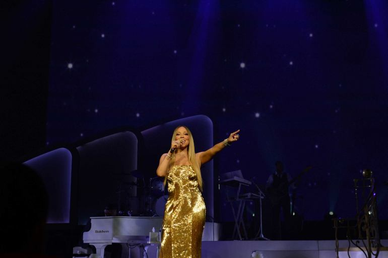 Mariah Carey Live In Concert Kuala Lumpur 2018 Slide 3