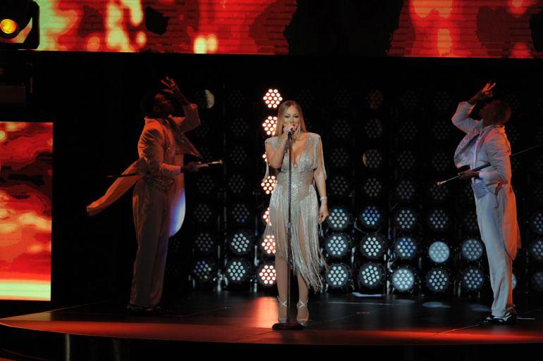 Mariah Carey Live In Concert Kuala Lumpur 2018 Slide 1