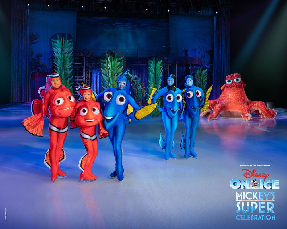 Disney On Ice Presents Mickey's Super Celebration. Tickets priced from RM88 available now Slide 5