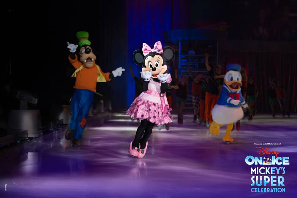 Disney On Ice Presents Mickey's Super Celebration. Tickets priced from RM88 available now Slide 3