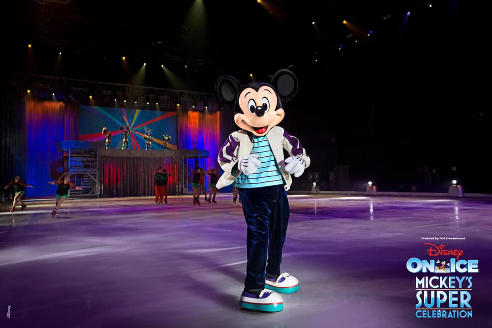 Disney On Ice Presents Mickey's Super Celebration. Tickets priced from RM88 available now Slide 2