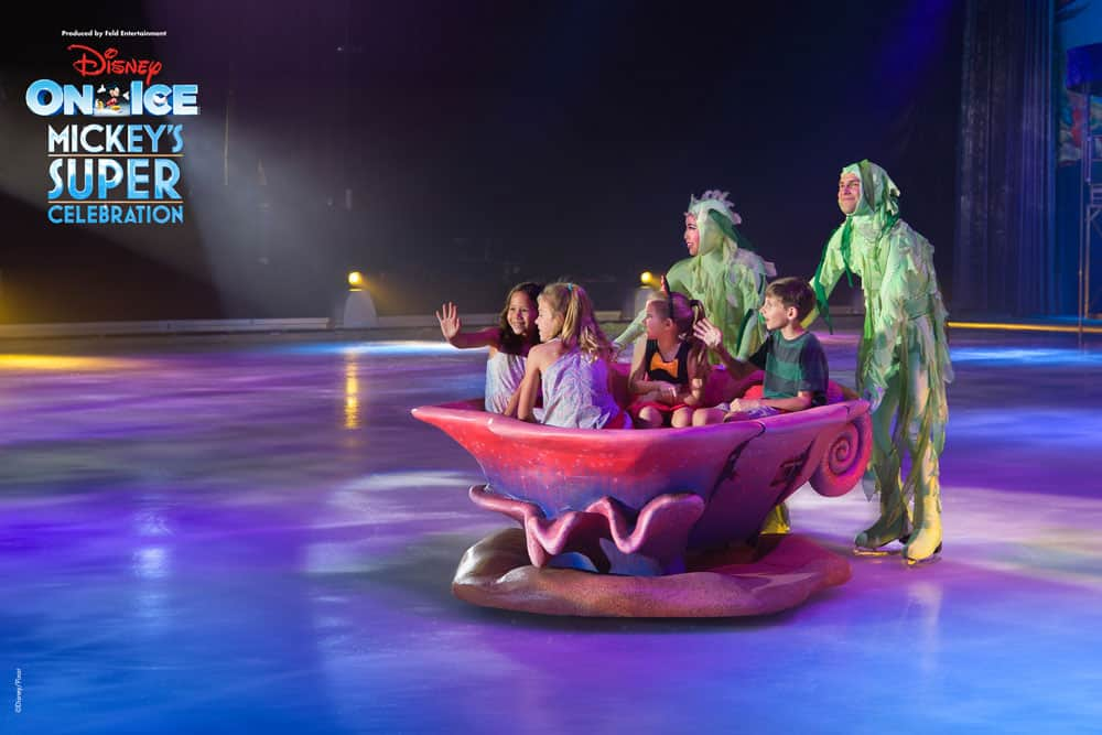 Disney On Ice Presents Mickey's Super Celebration. Tickets priced from RM88 available now Slide 1