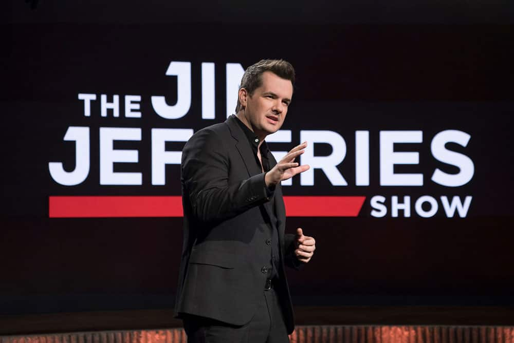"Jim Jefferies ""The Night Talkers"" Tour. Tickets priced at RM188 and RM288 available now Slide 3"