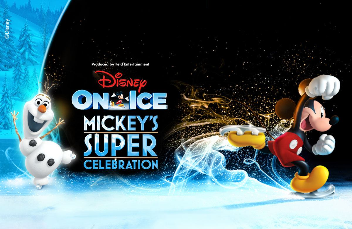 Disney On Ice Presents Mickey's Super Celebration. Tickets priced from RM88 available now
