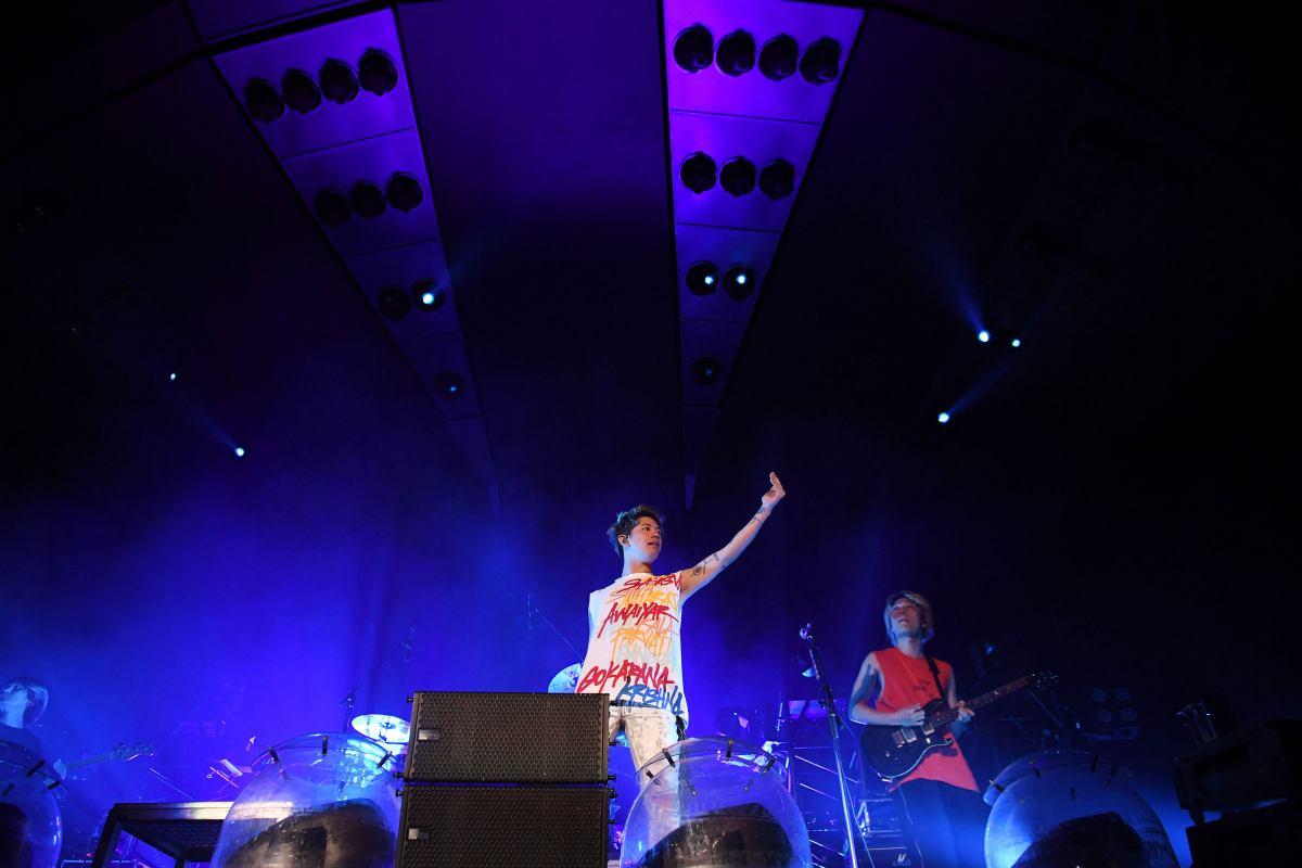 Ed Sheeran Divide World Tour 2019 Kuala Lumpur Slide 1