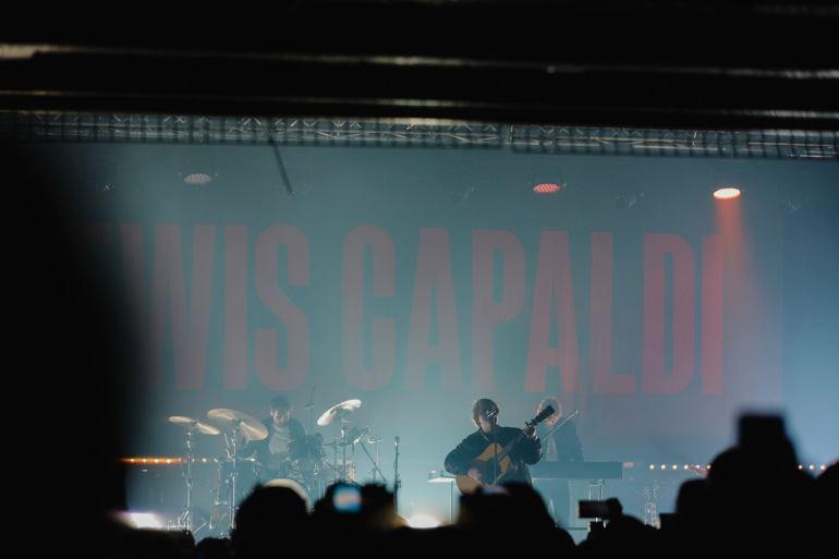 Lewis Capaldi Live In Kuala Lumpur Slide 5