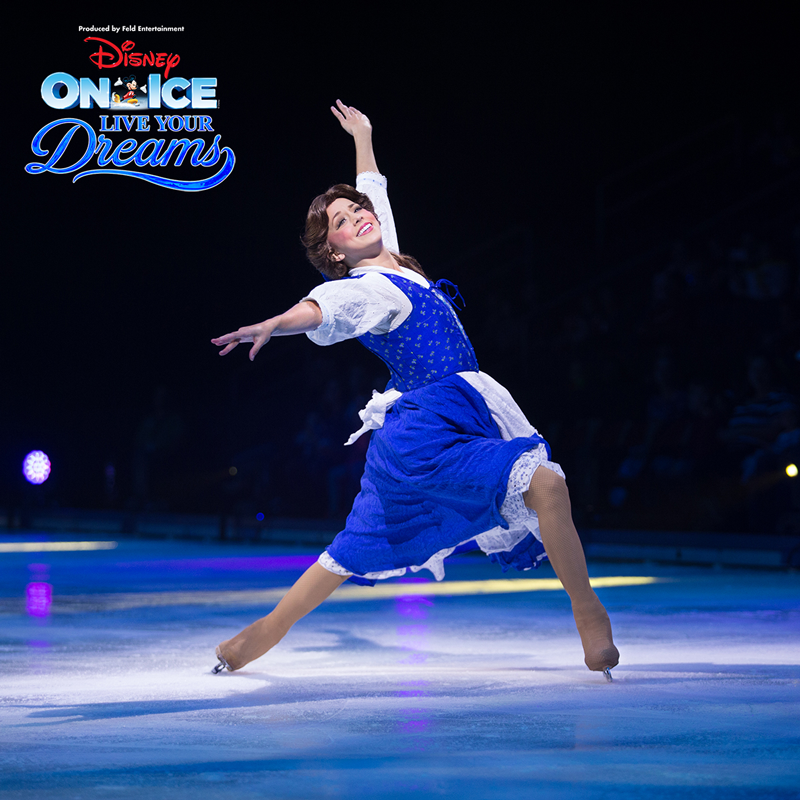 Disney On Ice presents Live Your Dreams – Get tickets from RM58 Slide 1