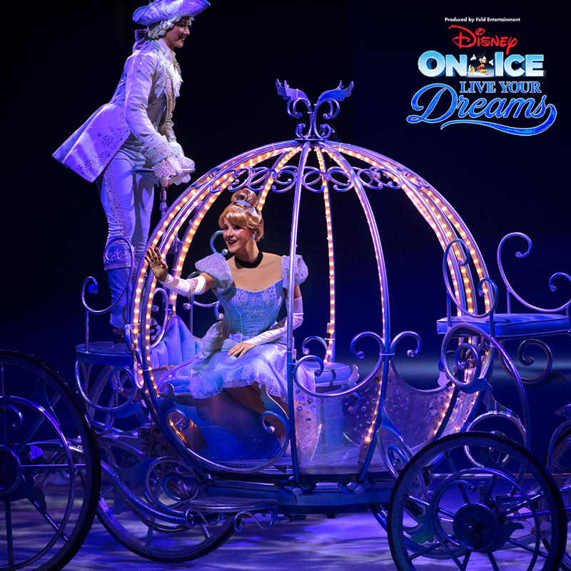 Disney On Ice presents Live Your Dreams – Get tickets from RM58 Slide 2