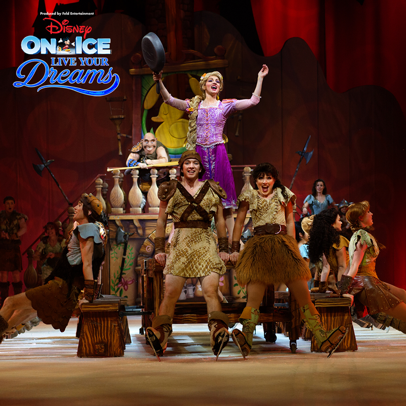 Disney On Ice presents Live Your Dreams – Get tickets from RM58 Slide 5