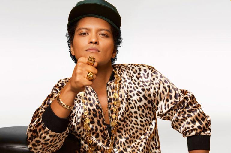 Bruno Mars Live In Kuala Lumpur Slide 4