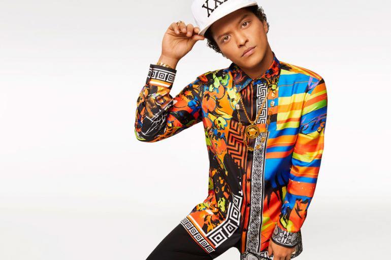 Bruno Mars Live In Kuala Lumpur Slide 6