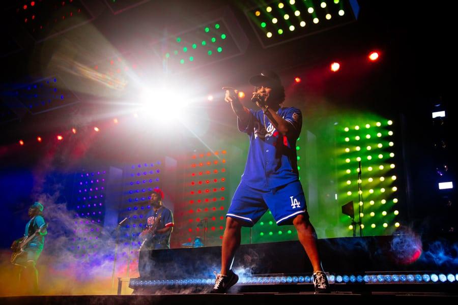 Bruno Mars Live In Kuala Lumpur Slide 2