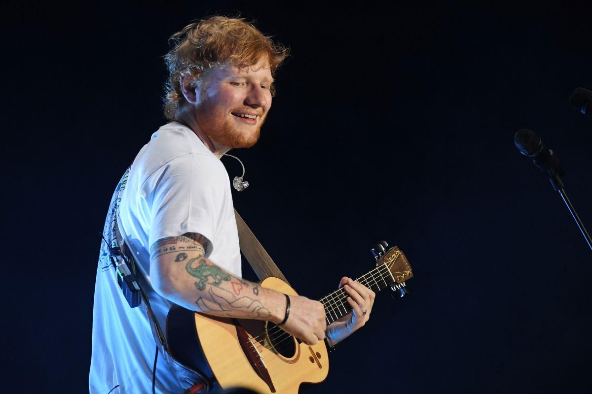 Ed Sheeran Divide World Tour 2019 Kuala Lumpur Slide 4