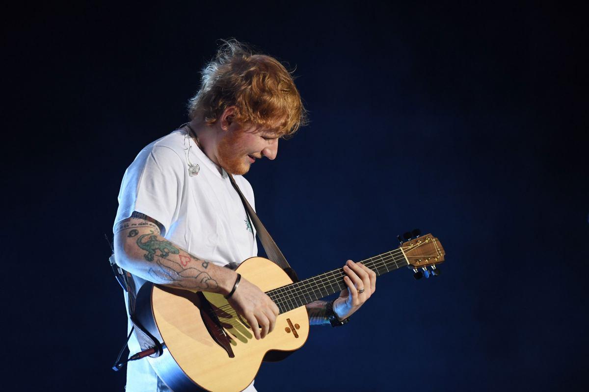 Ed Sheeran Divide World Tour 2019 Kuala Lumpur Slide 5