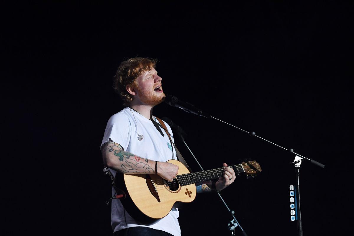 Ed Sheeran Divide World Tour 2019 Kuala Lumpur Slide 6