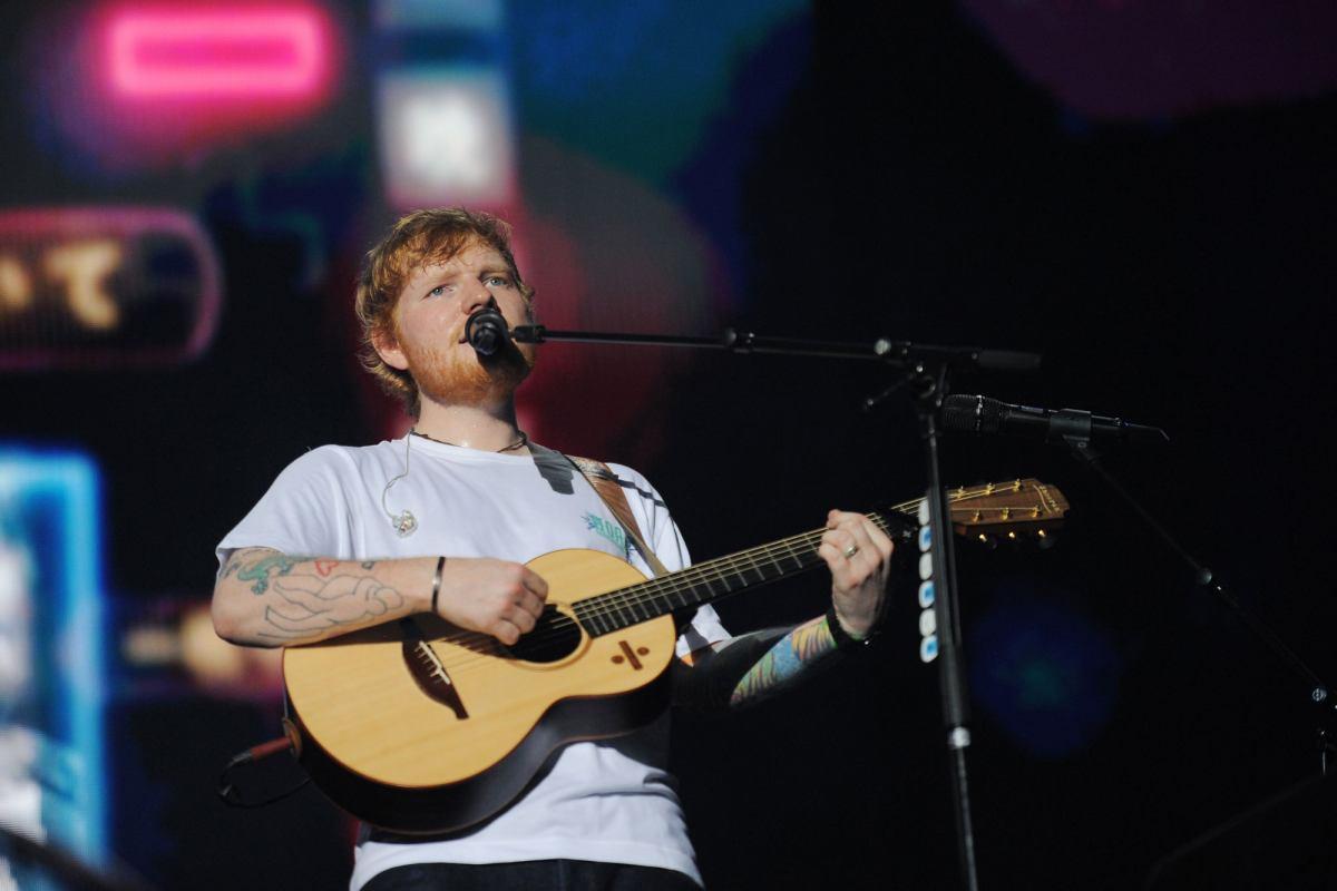 Ed Sheeran Divide World Tour 2019 Kuala Lumpur Slide 7