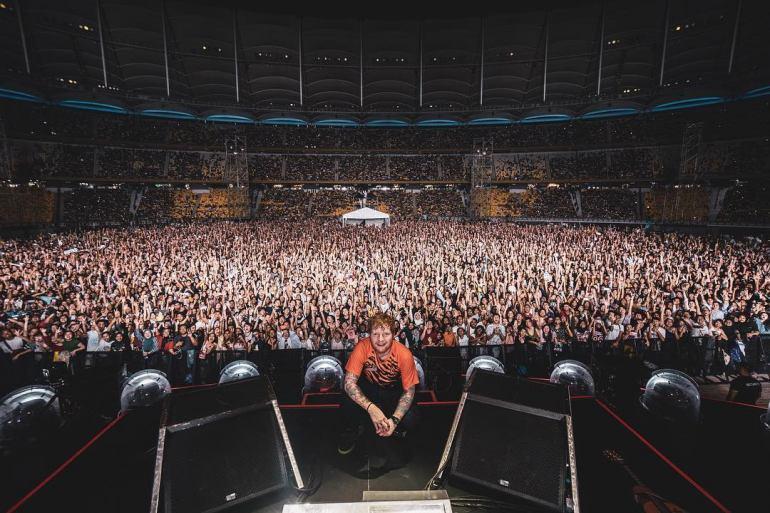 Ed Sheeran Divide World Tour 2019 Kuala Lumpur Slide 8